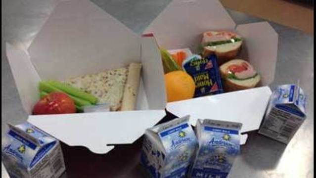 Summer food program offers free meals for kids in need