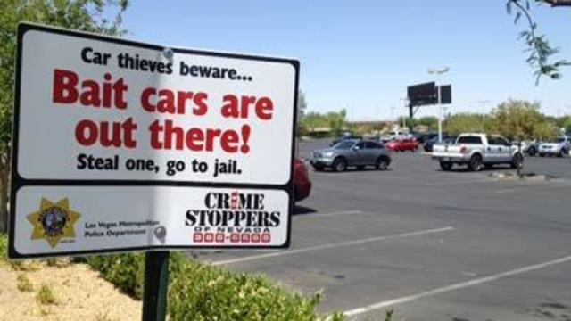Car thefts creeping up again in southern Nevada