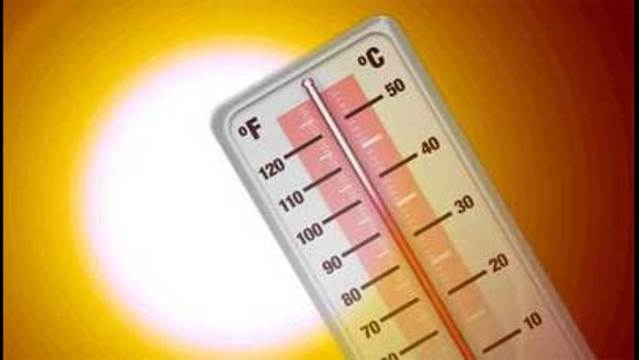 Heat warnings this week for Las Vegas area