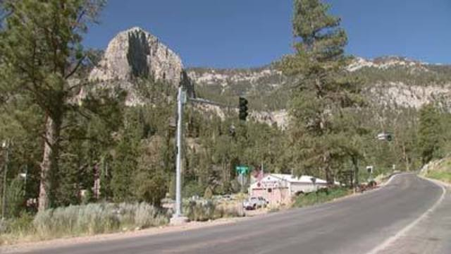 Fire, flooding concerns persist on Mt. Charleston