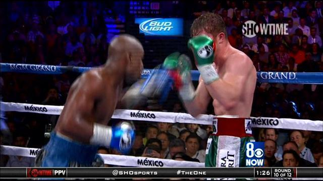 Report: Mayweather to fight Maidana again in September