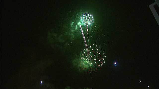 Independence Day fireworks trigger air quality advisory