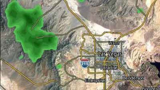 Flash flood warning expires for parts of Mt. Charleston