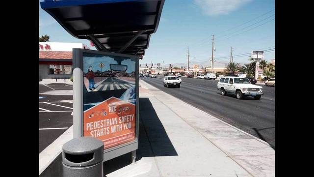 More bus stops to get shelter from scorching sun