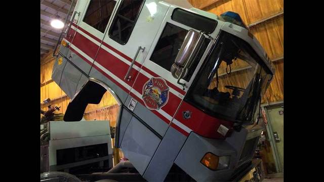 NLV fire dept. struggles with aging fire trucks