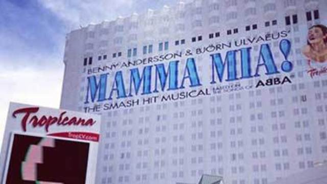 'Mamma Mia!' closing on Strip after just 3 months