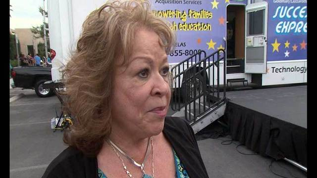 Former CCSD administrator released on her recognizance