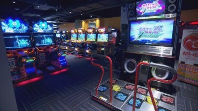 GameWorks brings jobs, family fun to Town Square