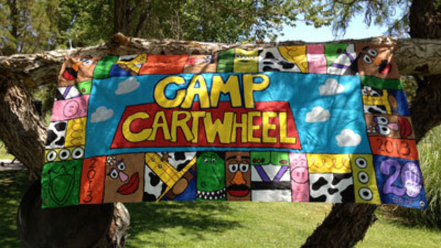 Fire Pushes Camp for Children With Cancer to California