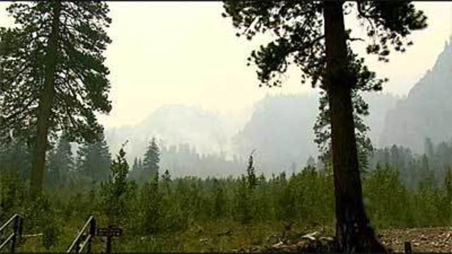 Flood Danger Increased by Recent Wildfires