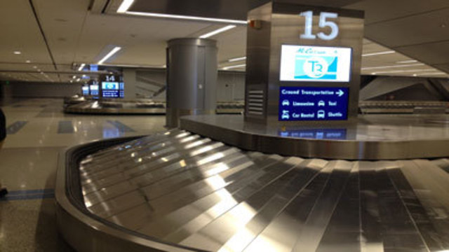 Passenger Traffic Grows at McCarran Airport