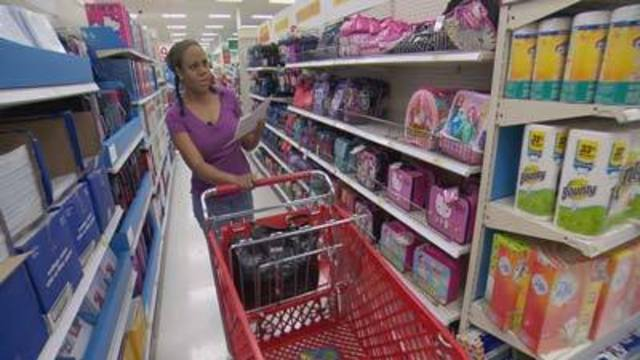 Back to School Shopping Challenge: Desiree Peeples