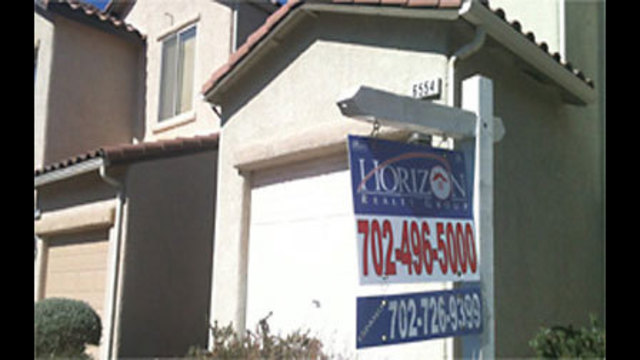 Las Vegas Home Prices Going Up, Frustrating Buyers