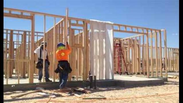 Home Construction Picking Up in Las Vegas Valley