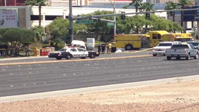 Police: Truck Stolen from Casino Causes Fatal Crash