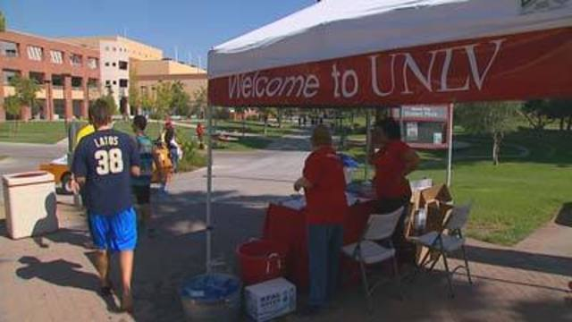 UNLV President Optimistic as New Year Begins
