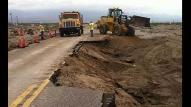 Las Vegas Storm Cleanup could Cost $500,000