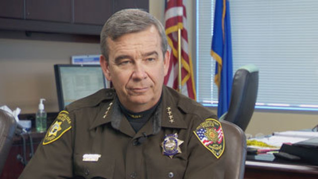 Sheriff Gillespie Won't Seek Another Term