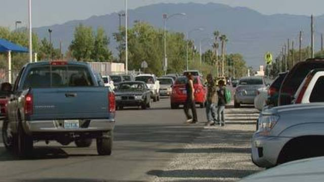 Jaywalking Parents, Students Create Dangerous Situation