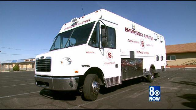 Local Salvation Army Chapter Heading to Colorado