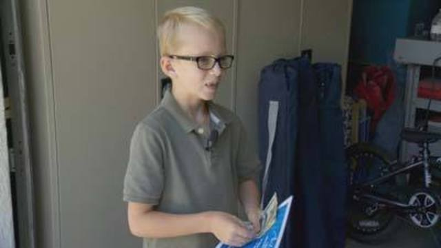 Acts of Kindness: Levi Terry