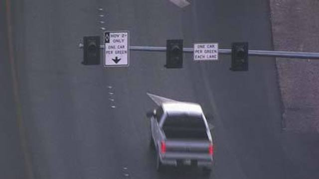 Driving You Crazy: Ramp Meter at Decatur and U.S. 95