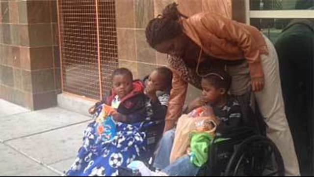 Children Struck by Truck at Bus Stop Still Recovering
