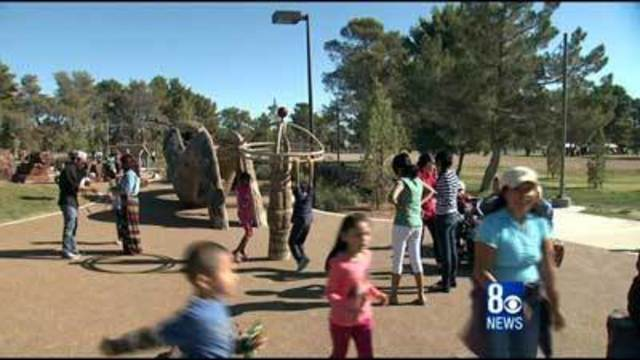 New Park Opens in North Las Vegas