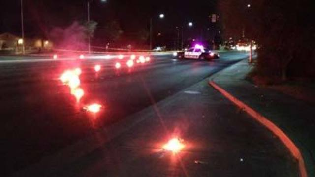 Pedestrian Dies in Crash Near Martin Luther King and Carey