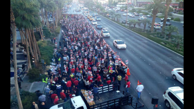 More Than 100 People Arrested During Rally