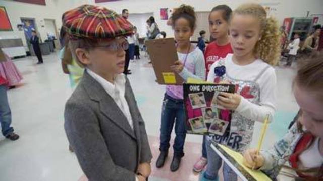 Cool at School: Living Museum at Richard Bryan Elementary
