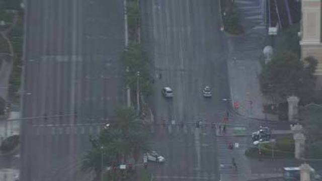 Driving You Crazy: Unclear Lanes on Las Vegas Boulevard