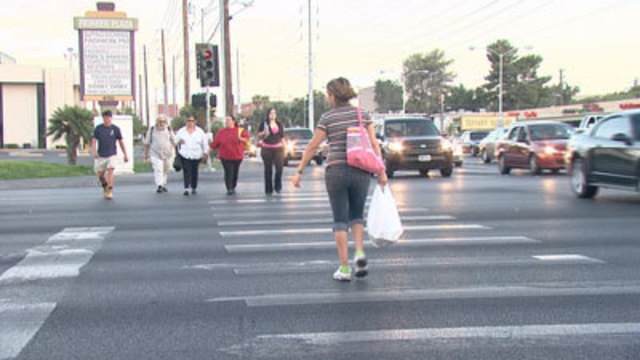 Crashes Raise Questions about Installing Lights, Crosswalks