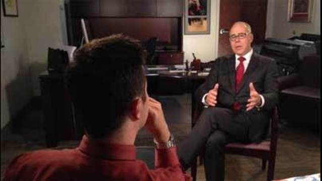 I-Team: Out-Going UNLV President Talks Highs and Lows of Administration