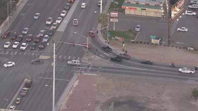 Driving You Crazy: Rough Off-Ramp at U.S. 95 and Charleston