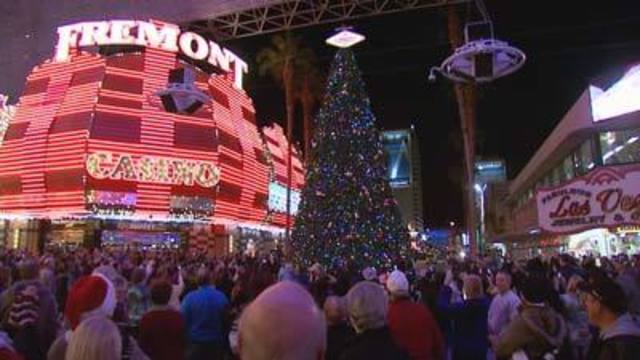 Holidays Bring an Increasing Number of Las Vegas Tourists