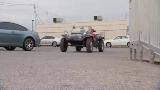 Cool at School: Desert Rose Students Build Electric Car