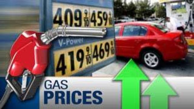 Record High Gas Prices Expected in 2012