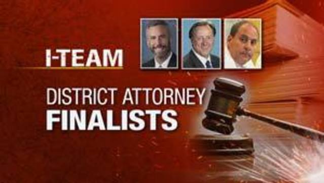 I-Team: Three Veteran Lawyers Vie for District Attorney Job