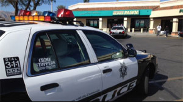 Las Vegas Pawn Shop Robbery Leads to Hospital Lockdown