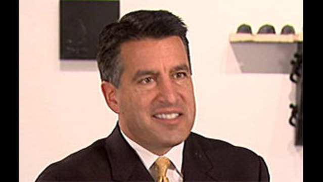 Sandoval Wants to Create 50K Jobs by 2014
