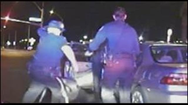 Man Holds No Grudge After Officer Beating