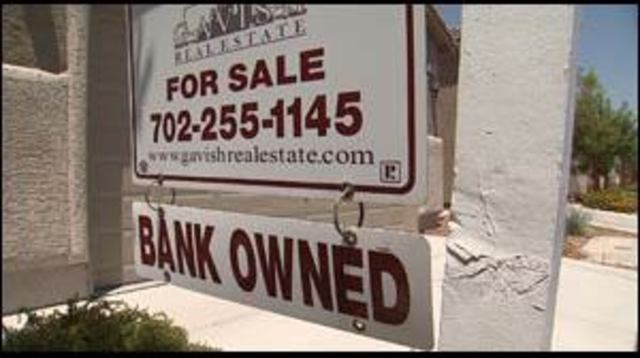 Nevada Agrees to Take Foreclosure Deal