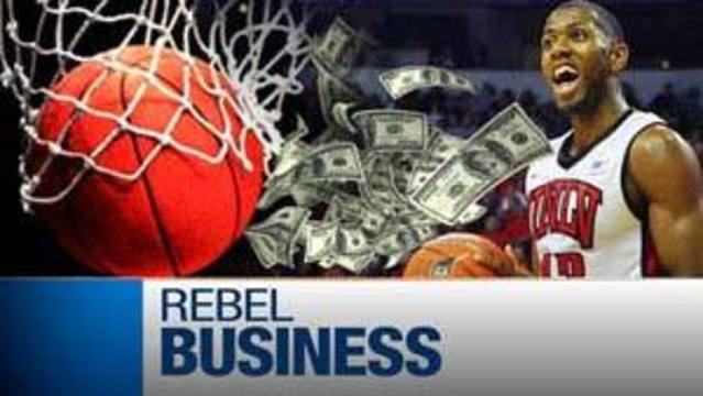 Businesses Benefit from Runnin' Rebels' Success