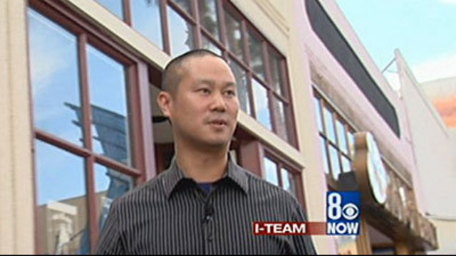 Zappos CEO Brings Business Success Downtown