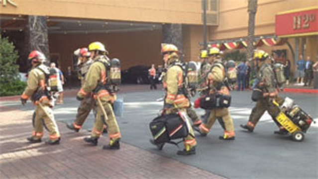 California Man Charged with Starting Golden Nugget Fire