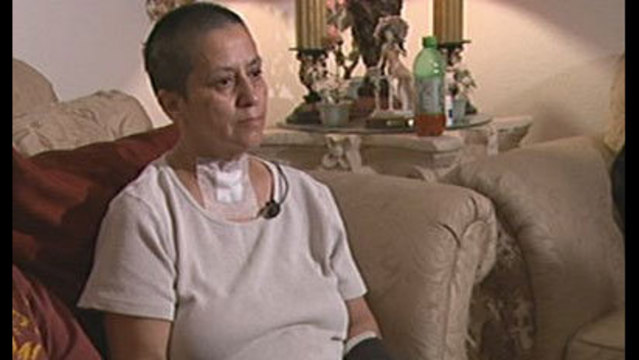 Woman Speaks Out About Brutal Machete Attack