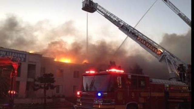 Apartment Fire Ruled Accidental
