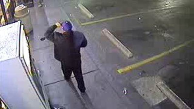Police Look for Suspect in 7-Eleven Shooting