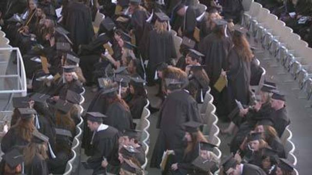 Graduates Optimistic Despite Pessimistic Job Market